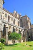 Kathedralen-Se in Evora, Alentejo, Portugal Lizenzfreie Stockfotos