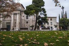Kathedralen-und Bischof-Museum von Valladolid lizenzfreies stockfoto