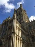 Kathedralenkirche lizenzfreie stockfotos