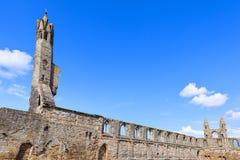 Kathedraleruinen Str Lizenzfreies Stockfoto