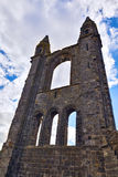 Kathedraleruinen Str Lizenzfreie Stockfotografie