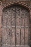 Kathedraletüren Stockbild