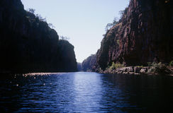 Katherine Gorge, Northern Territory. Katherine Gorge in Australia's Top End Royalty Free Stock Photography