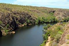 Katherine gorge.NT. Australia Royalty Free Stock Photos