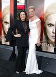 Katherine Heigl and Denise Di Novi Royalty Free Stock Images