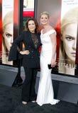 Katherine Heigl and Denise Di Novi Stock Image