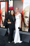 Katherine Heigl and Denise Di Novi Royalty Free Stock Photo