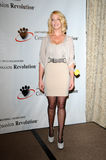 Katherine Heigl,Four Seasons Royalty Free Stock Image