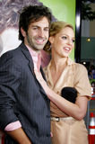 Katherine Heigl and Josh Kelley Royalty Free Stock Image