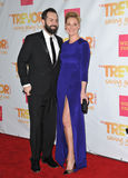 Katherine Heigl & Josh Kelley Royalty Free Stock Images