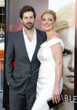 Katherine Heigl and Josh Kelley Royalty Free Stock Photo