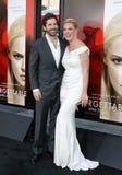 Katherine Heigl and Josh Kelley Royalty Free Stock Photos