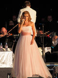 Katherine Jenkins Royalty Free Stock Photography