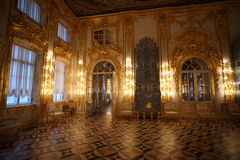 katherine jest pałacu. Fotografia Royalty Free