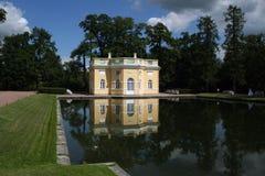 katherine jest pałacu. Zdjęcia Royalty Free