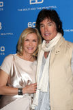 Katherine Kelly Lang,Ronn Moss Royalty Free Stock Photography