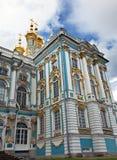 Katherine's Palace hall in Tsarskoe Selo (Pushkin), Russia Royalty Free Stock Image