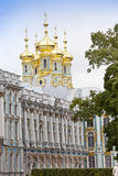 Katherine's Palace hall in Tsarskoe Selo (Pushkin), Russia Royalty Free Stock Images