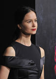 Katherine Waterston Photographie stock libre de droits