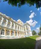 Katherine's Palace hall in Tsarskoe Selo (Pushkin), Russia Royalty Free Stock Photos
