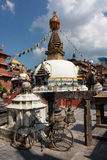Kathesimbhu Stupa Stock Photography