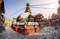 Kathesimbhu stupa in Kathmandu Stock Images
