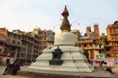 KatheSimbhu Stupa in Kathmandu, Nepal Stock Image