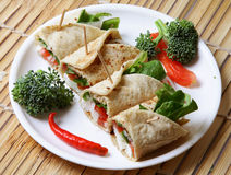 kathi serowe rolki Zdjęcie Royalty Free