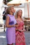 Kathie Lee Gifford & Hoda Kotb Fotografia de Stock Royalty Free