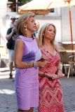 Kathie Lee Gifford & Hoda Kotb Royalty Free Stock Photography