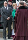 Kathleen Wynne at Jim Flaherty State Funeral in To Stock Photo