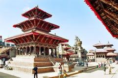 kathmandu Непал стоковые фотографии rf