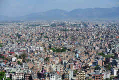 kathmandu Непал Стоковое фото RF