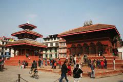 Kathmandu Stock Images