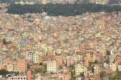 Kathmandu City. Royalty Free Stock Images