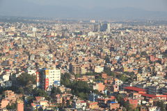Kathmandu City. Stock Photos