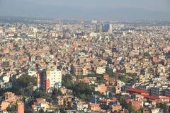 Kathmandu City. Stock Photos