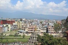 Kathmandu City. Stock Image