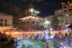 Kathmandu Durbar Sqaure Stock Images