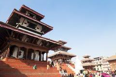 Kathmandu Durbar Square, Nepal. Stock Images