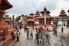 Kathmandu Durbar Square Royalty Free Stock Image