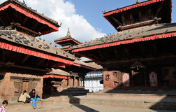 Kathmandu before earthquake 3 Royalty Free Stock Photography