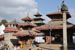 Kathmandu before earthquake 5 Stock Image