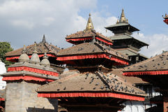 Kathmandu before earthquake 6 Royalty Free Stock Photography