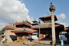 Kathmandu before earthquake 9 Royalty Free Stock Photo