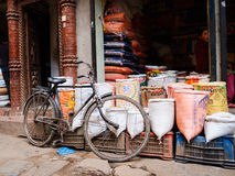 Kathmandu lane Royalty Free Stock Photo