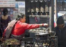Kathmandu - Nepal royalty free stock photo