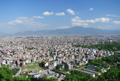 Kathmandu, Nepal Fotografia Stock Libera da Diritti