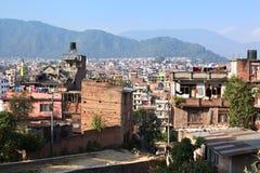 Kathmandu, Nepal Fotografie Stock Libere da Diritti