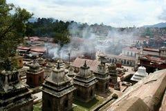 kathmandu nepal Royaltyfri Fotografi
